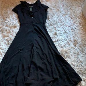 100% Silk Ralph Lauren Dress